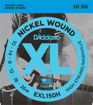 D'Addario EXL150H Nickel Wound Electric Guitar Strings, High-Strung/Nashville Tuning, 10-26