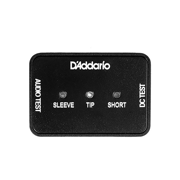 D'Addario Power and Instrument Cable Tester