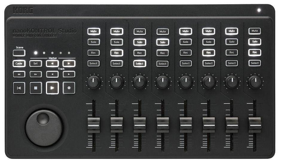KORG Nanoktrl-St Usb Control.