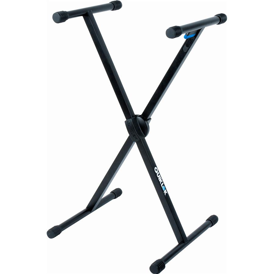 Quik Lok T 500 KEYBOARD STAND DLX