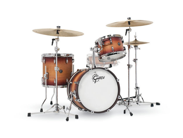 Gretsch shell set Renown Maple - Satin Tobacco Burst