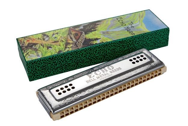Hohner 56/96CG Echo-Harp 2x48 CG