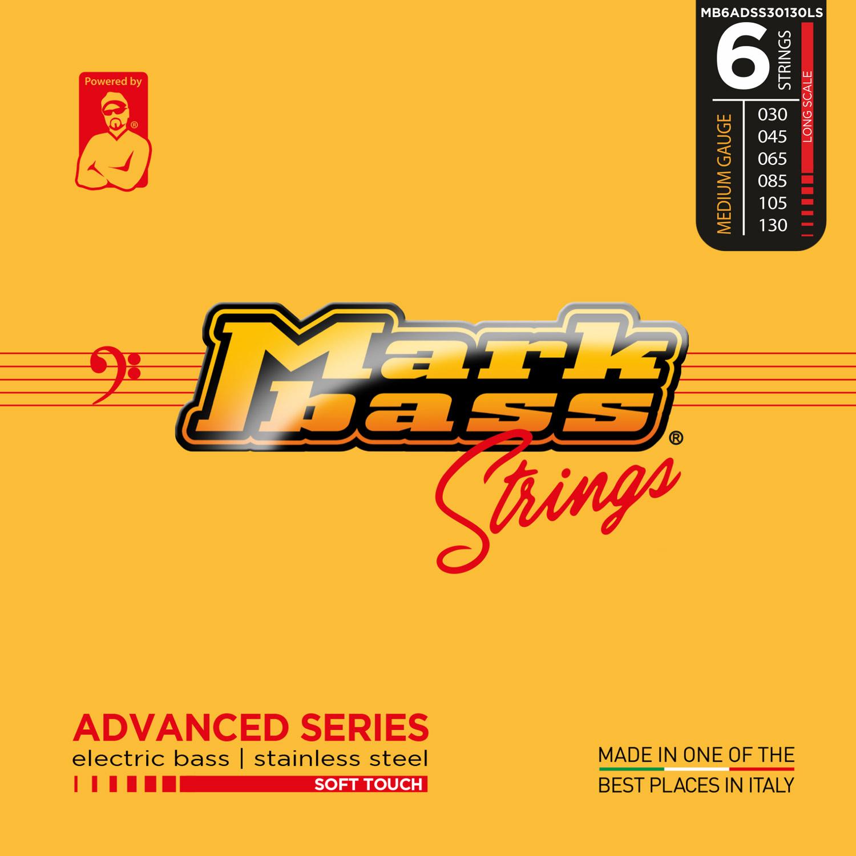 MB STRINGS ADVANCED 6STR 030-130