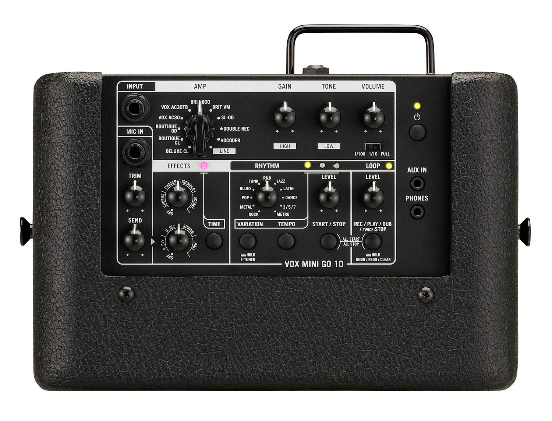 VOX VMG-10 Mini Go Combo Amp