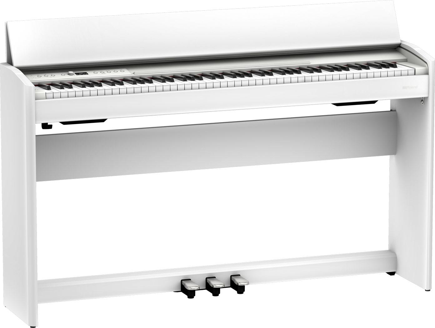 Roland F701-WH