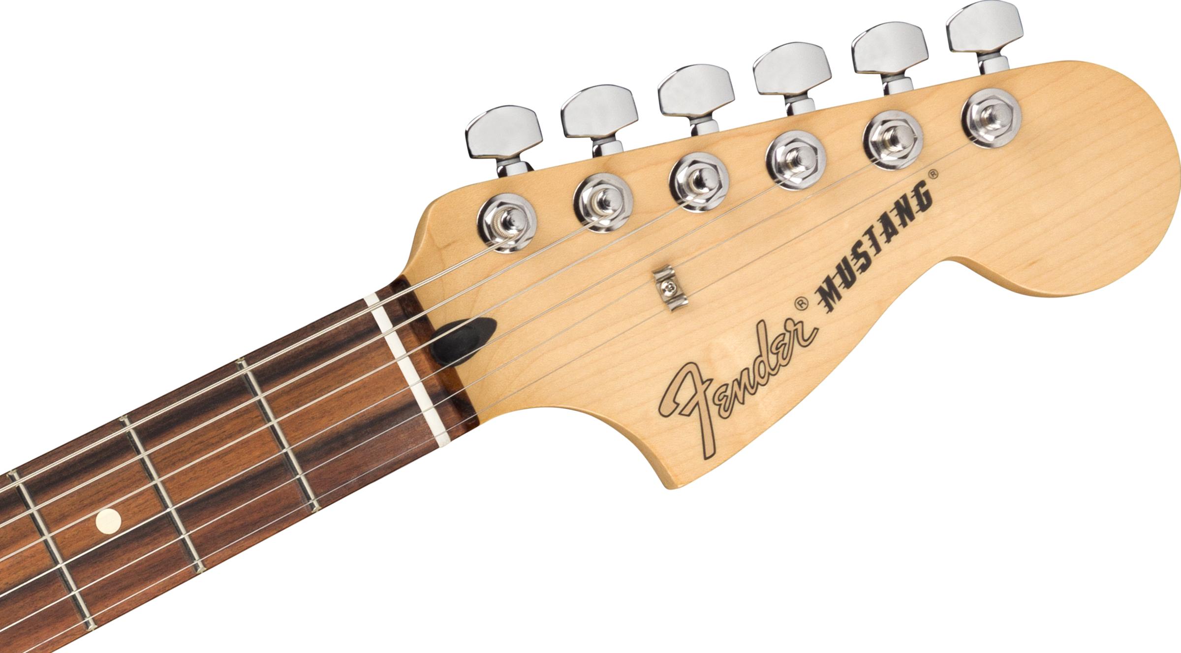 Fender Player Mustang® 90, Pau Ferro Fingerboard, Burgundy Mist Metallic