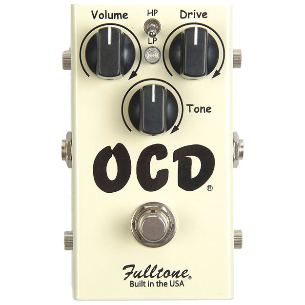 Fulltone - OCD2 - Latest version of the Obsessive Compulsive Drive