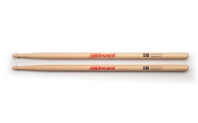 Wincent W-5B Hickory Drumsticks