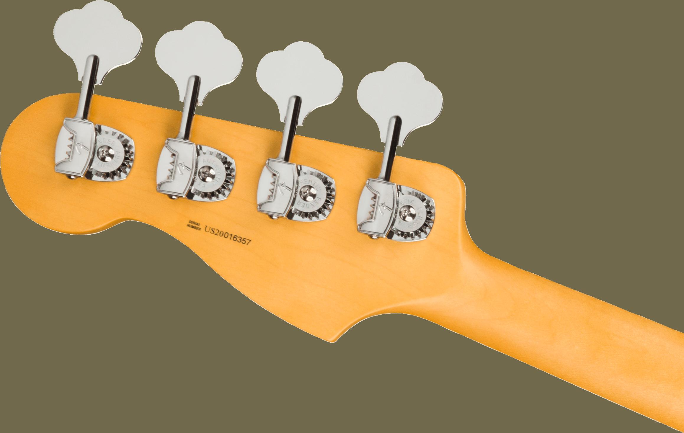Fender American Professional II Precision Bass®, Rosewood Fingerboard, Mercury