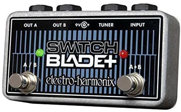 Electro-Harmonix SWITCHBLADE + Advanced Channel Selector