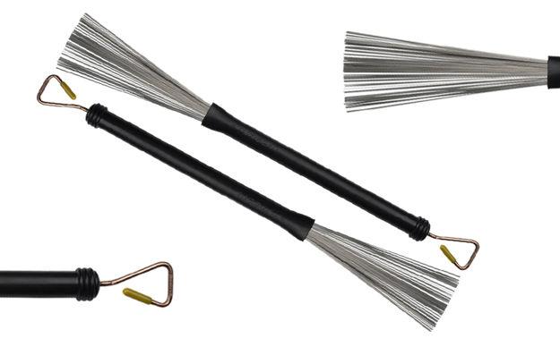 Wincent W-29L Light Steel Wire Brush