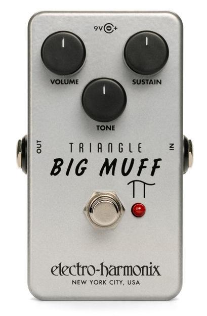 Electro-Harmonix TRIANGLE BIG MUFF Distortion/Sustainer