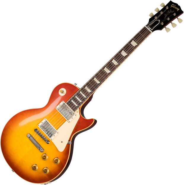 Gibson Customshop 1958 Les Paul Standard Reissue VOS | Washed Cherry Sunburst