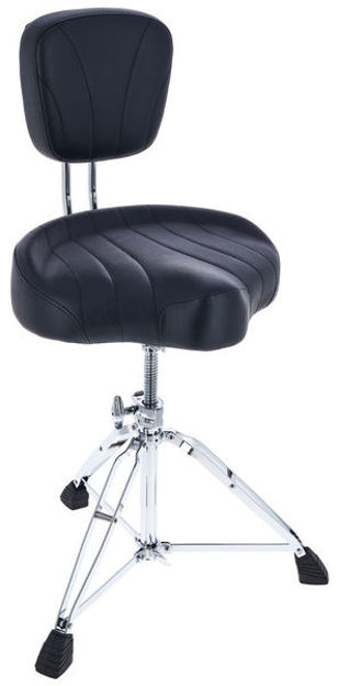 Pearl D-2500BR Roadster Drummers Throne, w/Back Rest