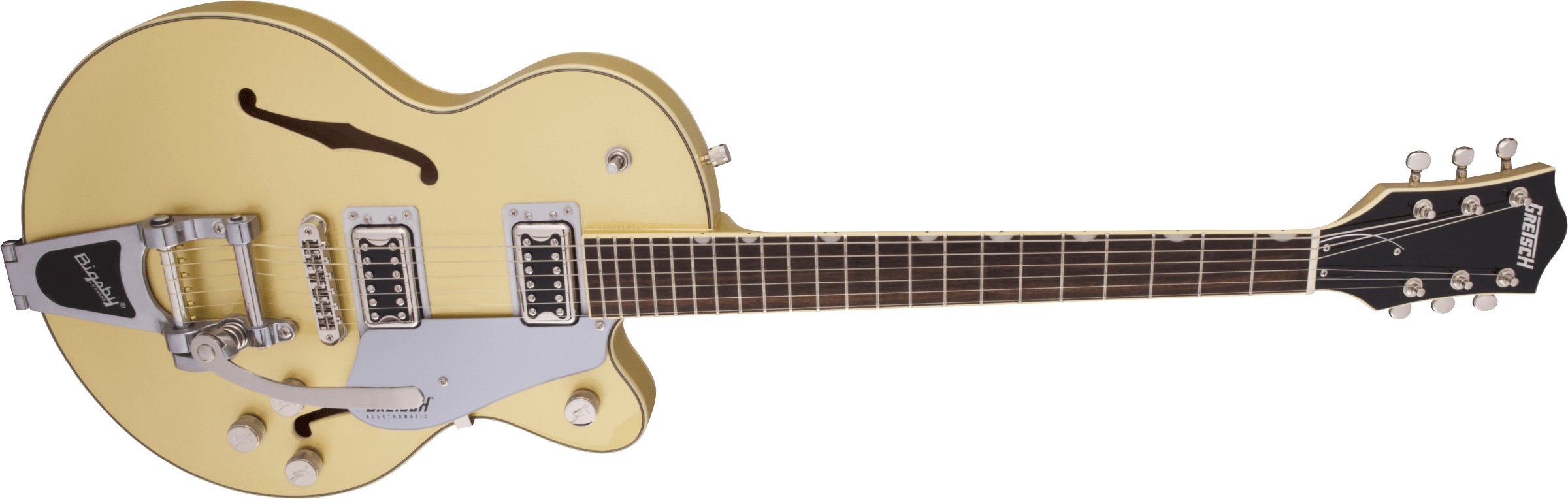 Gretsch G5655T Electromatic® Center Block Jr. Single-Cut with Bigsby®, Casino Gold
