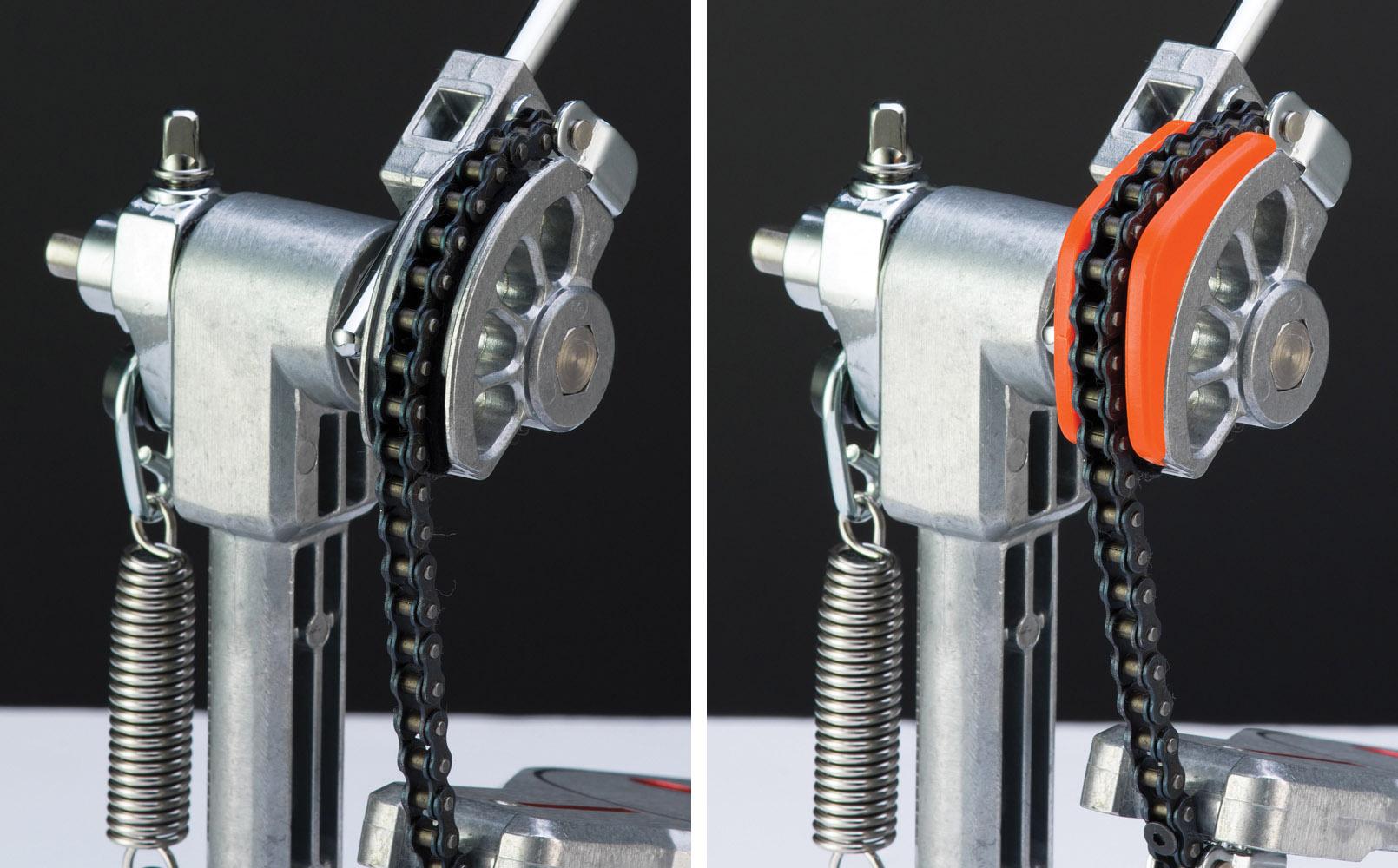 Pearl P-930 Demonator Bass Drum Pedal w/Interchangeable Cam
