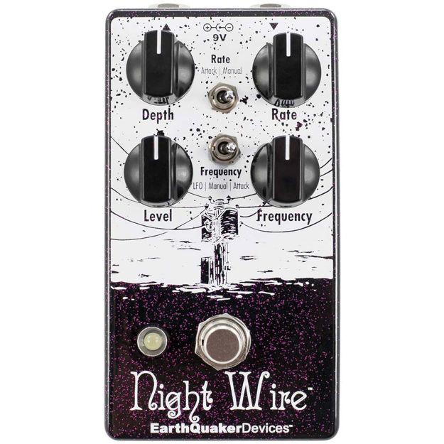 EarthQuaker Devices - Night Wire V2 - Harmonic Tremolo