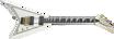 Jackson Pro Series Rhoads RR3, Ebony Fingerboard, Ivory with Black Pinstripes