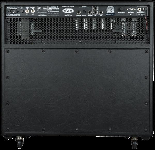 EVH 5150III® 2x12 50W 6L6 Combo, Black, 230V EUR