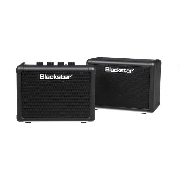 Blackstar Fly 3 Combo Stereo Pack | Black