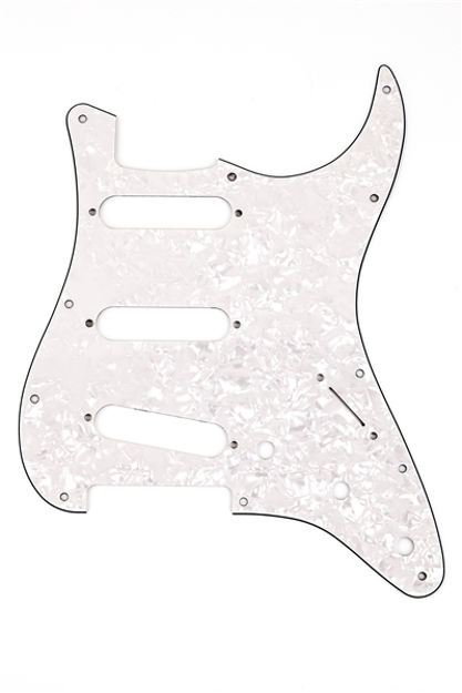 Fender 11-Hole Modern-Style Stratocaster® S/S/S Pickguards