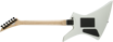 Jackson JS Series Kelly™ JS32, Amaranth Fingerboard, Snow White