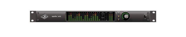 Universal Audio Apollo X16, x16 I/O, x6 DSP,TB3, Heritage Ed