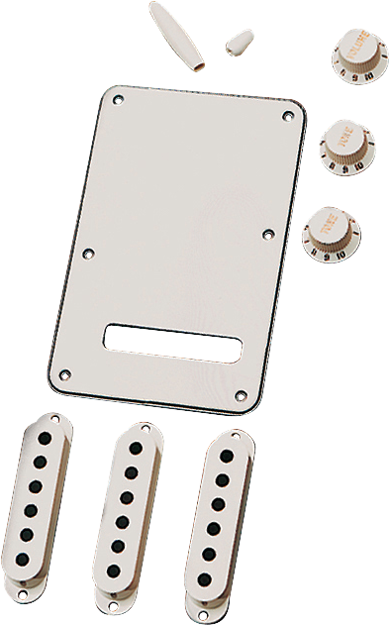 Fender Stratocaster® Accessory Kits
