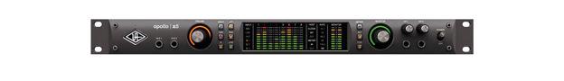 Universal Audio Apollo X8, x4 Mic x6 DSP, TB3, Heritage Ed.