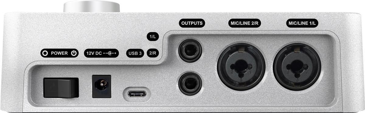 Universal Audio Apollo Solo,x2 Mic, x1 DSP, USB-C, Heritage Ed.