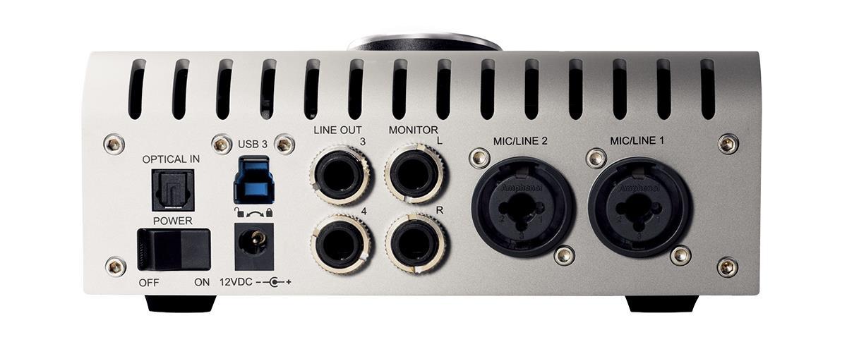 Universal Audio Apollo TWIN DUO USB3 x2 DSP Win, Heritage Ed