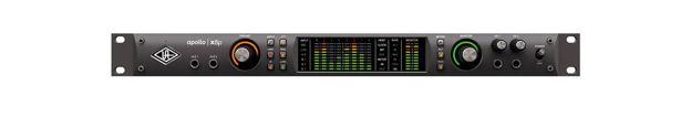 Universal Audio Apollo X8P, x8 Mic, x6 DSP, TB3. Heritage Ed