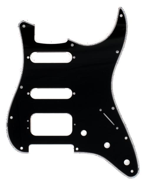 Fender 11-Hole Stratocaster® H/S/S Pickguards (3-Screw Humbucking Pickup Mount)