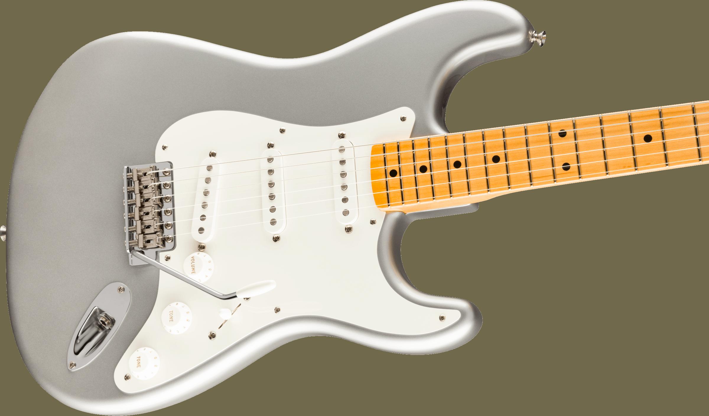 Fender American Original '50s Stratocaster®, Maple Fingerboard, Inca Silver