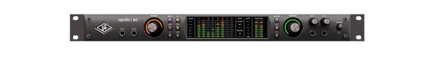 Universal Audio Apollo X6, x2 Mic x6 DSP, TB3, Heritage Ed.