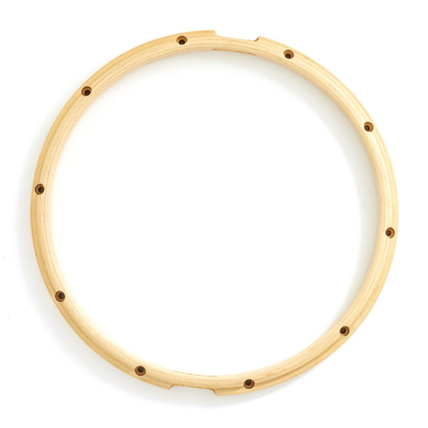Gibraltar Wooden hoops Snare Side Hoops - SC-1408WSS