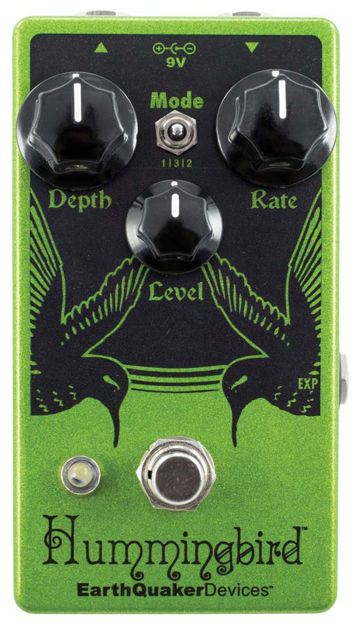 EarthQuaker Devices - Hummingbird V4  - Repeat Percussions Tremolo