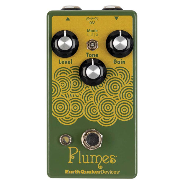 EarthQuaker Devices - Plumes - Small Signal Shredder Overdrive Pedal