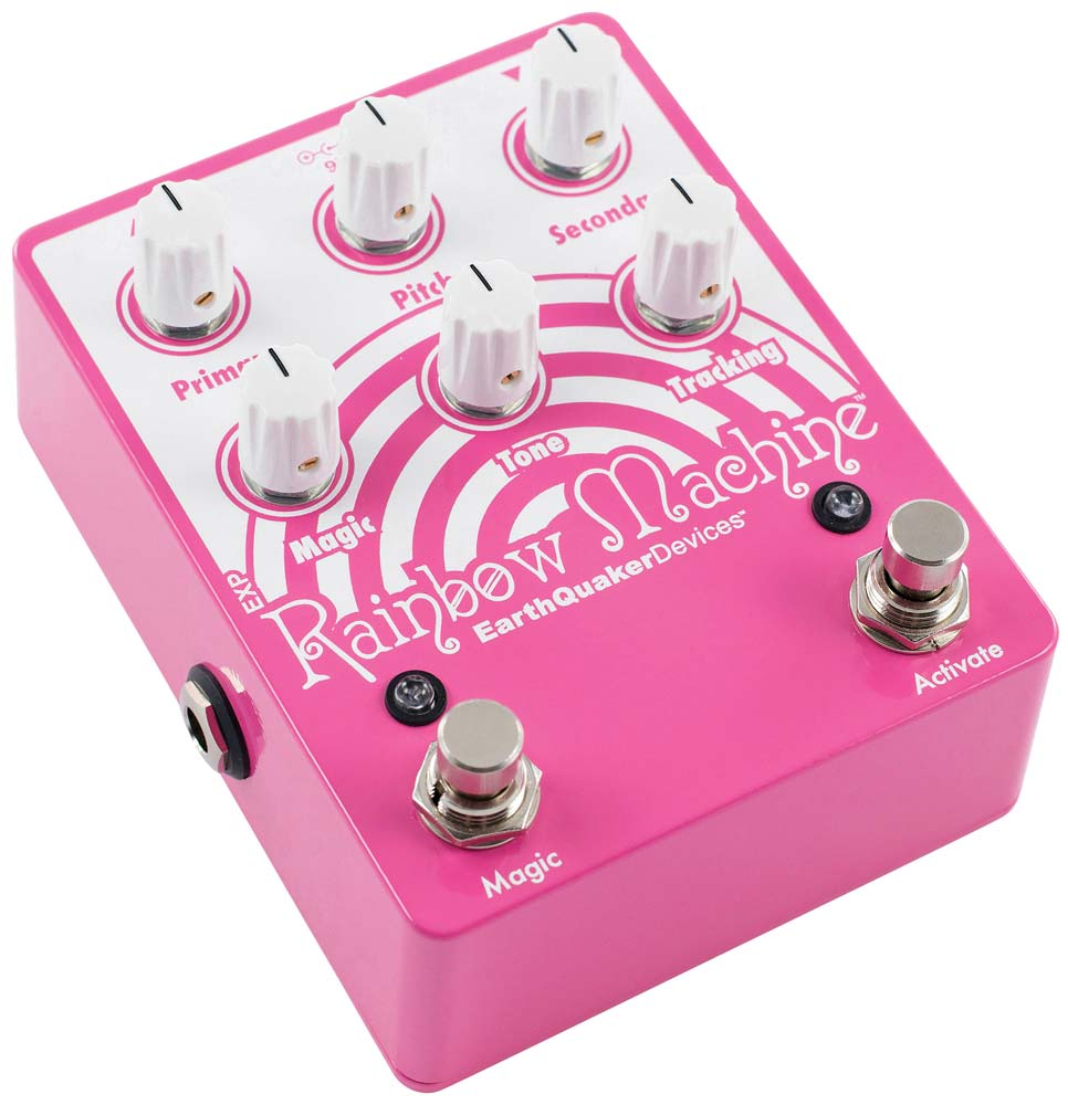 EarthQuaker Devices - Rainbow Machine V2 - Polyphonic Pitch Mesmerizer
