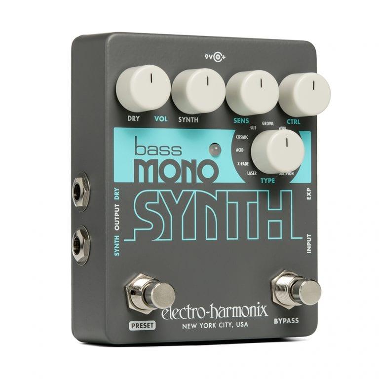 Electro-Harmonix BASS MONO SYNTH Bass Monophonic Synthesizer