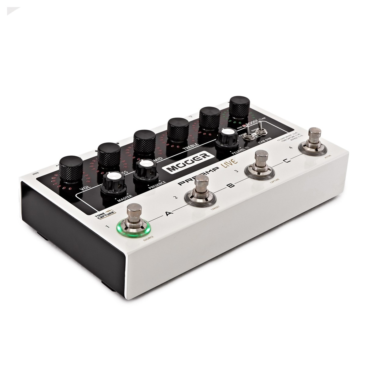 DEMODEAL   Mooer PreAMP Live