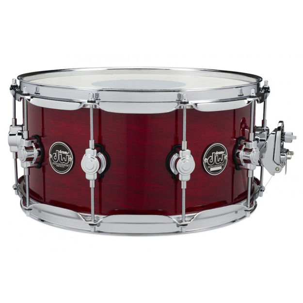 Drum Workshop Snare Drum Performance Lacquer - Cherry Stain