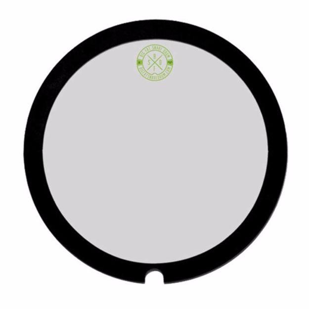 "Big Fat Snare Drum 14"" BFSD - Green Monster"