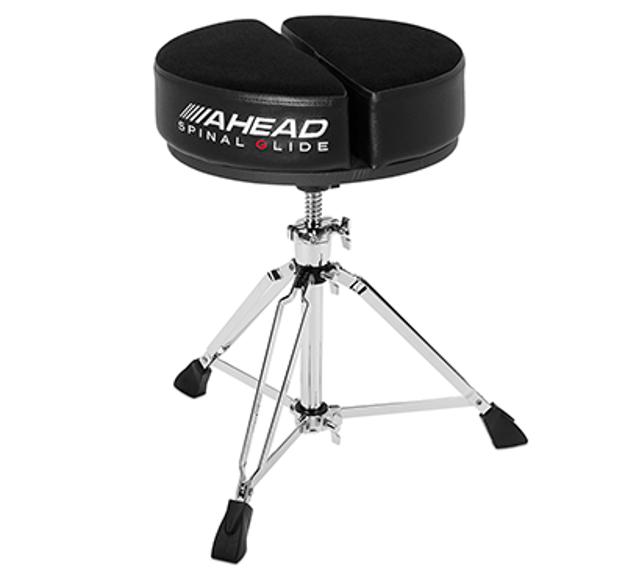 "Ahead 14"" Spinal G Round - Black Cloth (3 legs)"