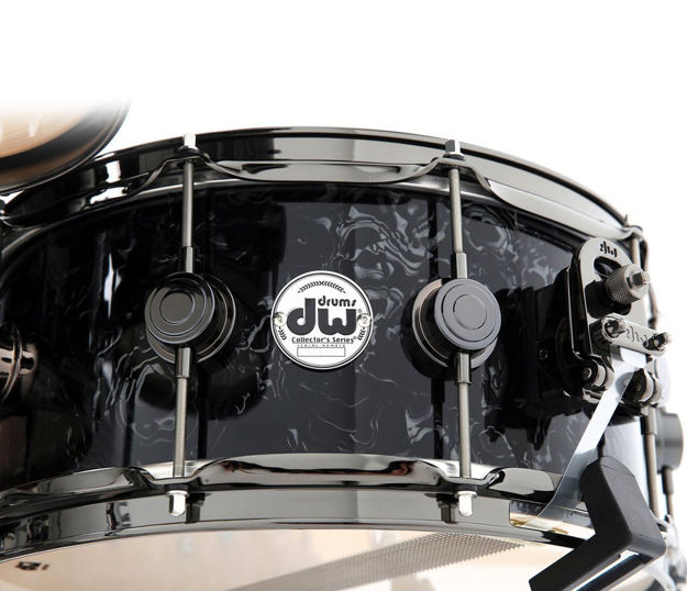 "Drum Workshop Snare Drum Collector´s Finish Ply - 14 x 6"" Chrome HW"