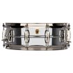 Skarptromme Ludwig Super Chromed Brass LB400BN, 14x5, Imperial Lugs, Nickel Hardware