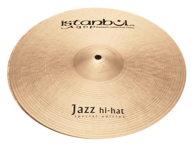 """Istanbul Agop SEH15 15"""" Special Edition Hi-Hats"""