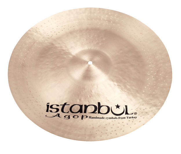 """Istanbul Agop CH18 18"""" Traditional China"""