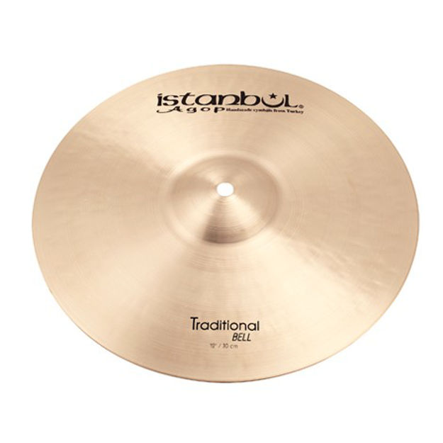 """Istanbul Agop BL10 10"""" Traditional Bell"""