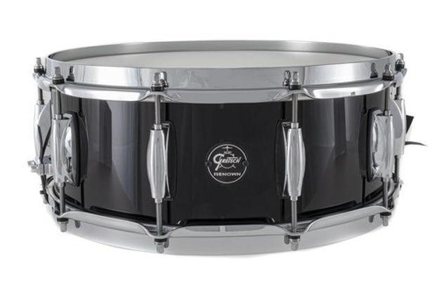 Gretsch Snare Drum Renown Maple - Piano Black